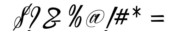 fadhil Font OTHER CHARS