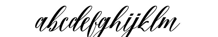 fadhil Font LOWERCASE