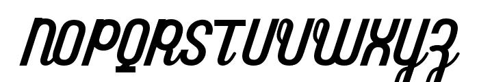 flourground Font UPPERCASE