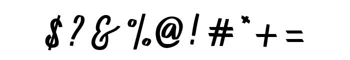 funny BERLINER Regular Font OTHER CHARS