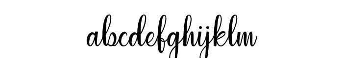 hellostruggle Font LOWERCASE