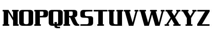 insectserif Font UPPERCASE