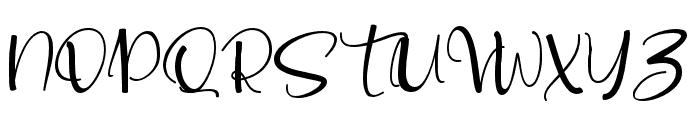lovelovely Font UPPERCASE