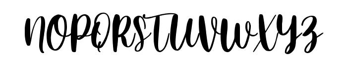lovely sister Font UPPERCASE
