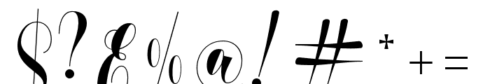 lovelyhome Font OTHER CHARS