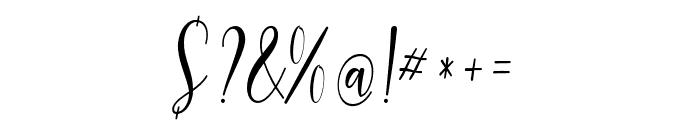 magnum1 Font OTHER CHARS