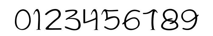 mahdalena Font OTHER CHARS