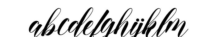 medinascript Font LOWERCASE
