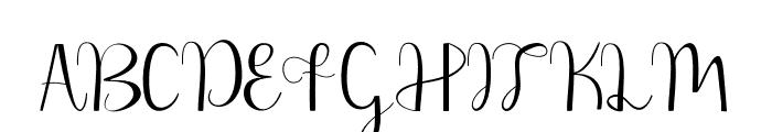 meidina-mahyud Font UPPERCASE
