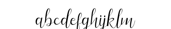meidina-mahyud Font LOWERCASE