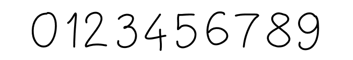minibubble-light Font OTHER CHARS