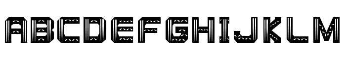 noble Regular Font UPPERCASE