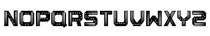 noble Regular Font LOWERCASE