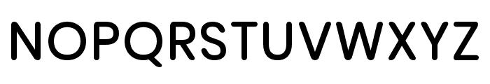 nova-Bold Font UPPERCASE