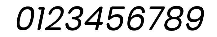 nova-Italic Font OTHER CHARS