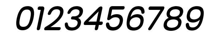 nova Semi Bold Italic Font OTHER CHARS