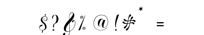 pauline Font OTHER CHARS