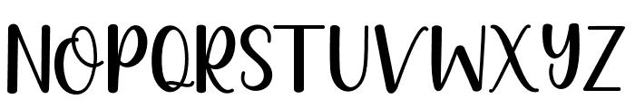 plankton Font UPPERCASE