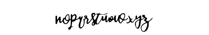 salitasketchalt Font LOWERCASE