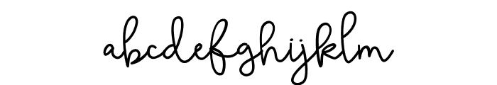 skolateka-monoline Font LOWERCASE