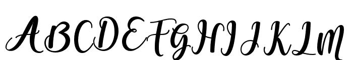 someday-Bold Font UPPERCASE
