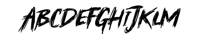 springfeel Font LOWERCASE