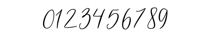 tallentedscript Font OTHER CHARS