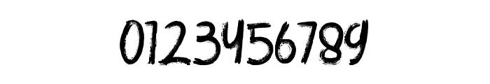 toressbrushfont Font OTHER CHARS