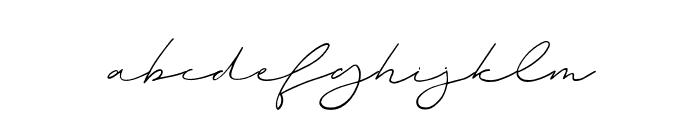 unforgiven Regular Font LOWERCASE