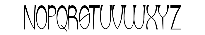 upTOP Font UPPERCASE
