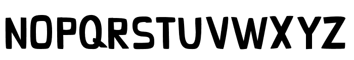 vektoria Font UPPERCASE