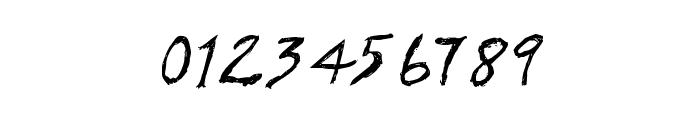 CF Arbre Regular Font OTHER CHARS