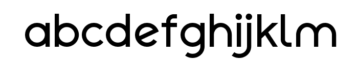 CF Baron Rouge Normal Font LOWERCASE