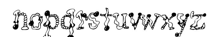 CF Billabong Regular Font LOWERCASE
