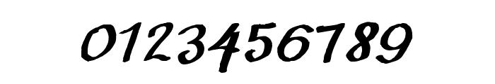 CF Calligraphia Regular Font OTHER CHARS