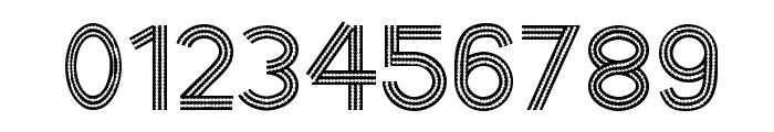 CF Ceinture Flechee Regular Font OTHER CHARS