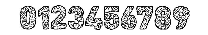 CF Civilisation Maya Regular Font OTHER CHARS