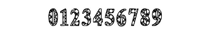CF Deco 1492 Regular Font OTHER CHARS