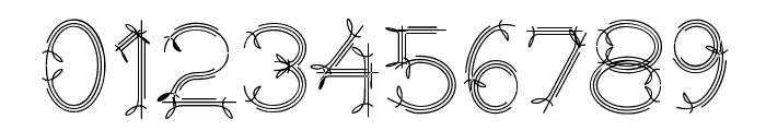 CF Dwarf Regular Font OTHER CHARS