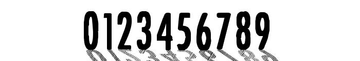 CF Font Shading  Regular Font OTHER CHARS