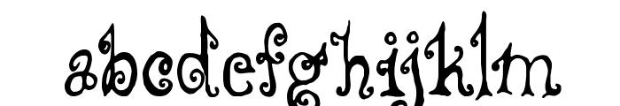 CF Fredo Style Regular Font UPPERCASE