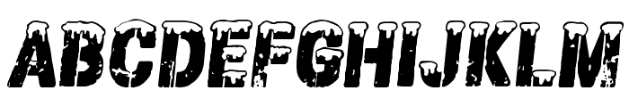 CF Grand Nord Regular Font LOWERCASE