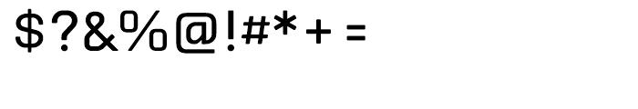 CF Armadillo Medium Font OTHER CHARS