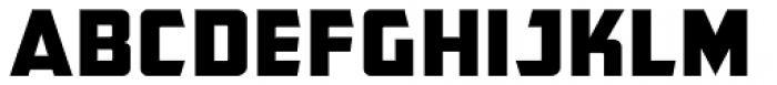CFB1 American Patriot Normal Font UPPERCASE