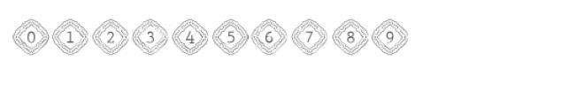 cg alphabet monogram graceful Font OTHER CHARS