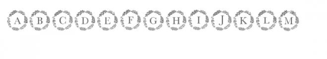 cg monogram font spring Font LOWERCASE