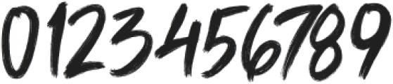CHAMBRUSH otf (400) Font OTHER CHARS