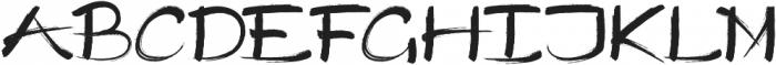 CHAMPAGNE ttf (400) Font UPPERCASE