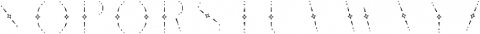 CHESTER Inline otf (400) Font UPPERCASE