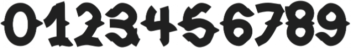 CHILD OF THE GRAVE Bold otf (700) Font OTHER CHARS